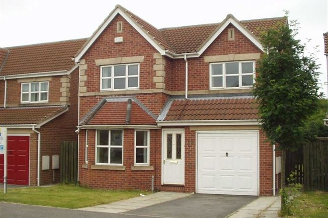 Thumbnail Detached house to rent in Raleigh Drive, Victoria Dock, Hull