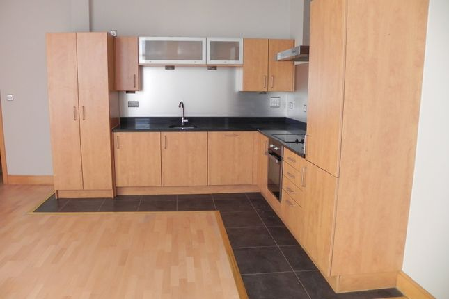 Kitchen Area of Water Street, Liverpool L3