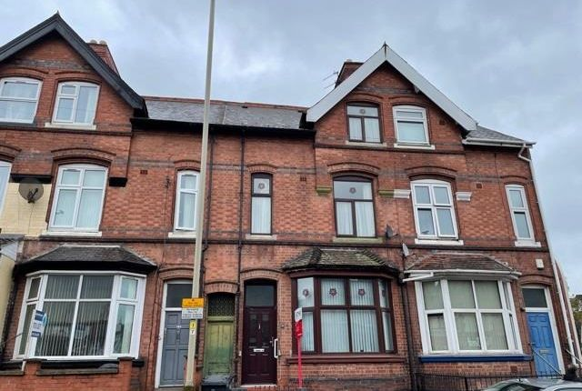 Thumbnail Terraced house to rent in Evington Road, Evington, Leicester