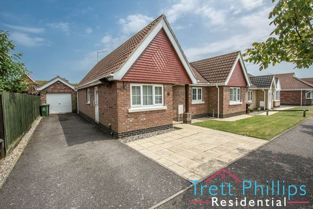 Thumbnail Detached bungalow for sale in Walnut Tree Avenue, Martham, Great Yarmouth