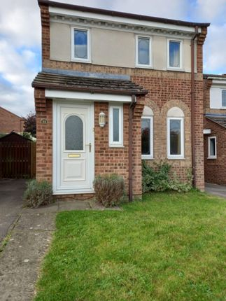 Thumbnail Detached house to rent in Hawks Way, Sleaford