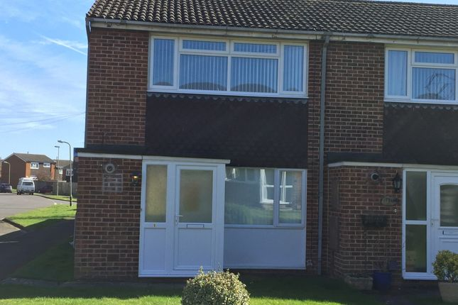 2 bed semi-detached house for sale in Daimler Avenue, Banbury, Oxfordshire