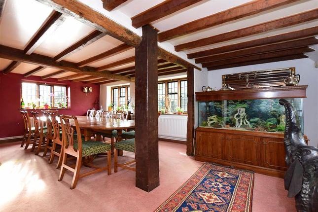 Thumbnail Detached house for sale in The Street, Hawkinge, Folkestone, Kent