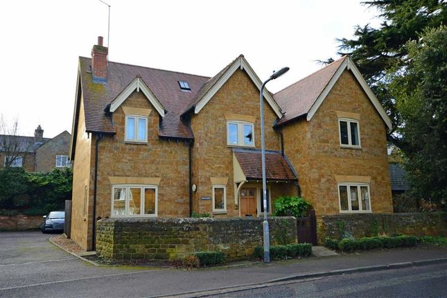 Thumbnail Detached house for sale in Welford Road, Chapel Brampton, Northampton