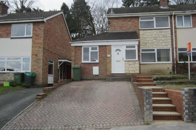 3 bedroom semi-detached house to rent in Trinity View, Ketley Bank, Telford