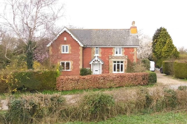 Thumbnail Cottage for sale in Eau Brink Road, Wiggenhall St. Germans, King's Lynn