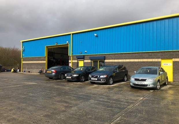 Thumbnail Industrial to let in Unit 3 O'Neill Court, Mclean Road, Londonderry, County Londonderry