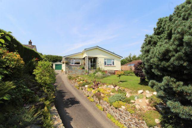 Thumbnail Detached bungalow for sale in Polyphant, Launceston