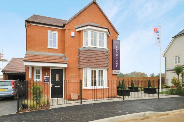 Thumbnail Detached house for sale in The Campton, Manor House Park, Biddenham