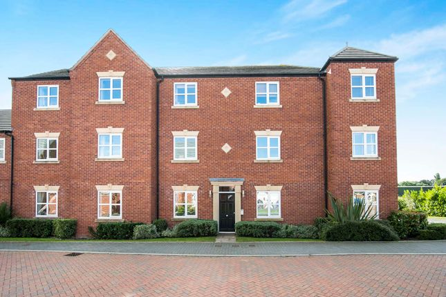 Thumbnail Flat for sale in Leven Road, Tamworth