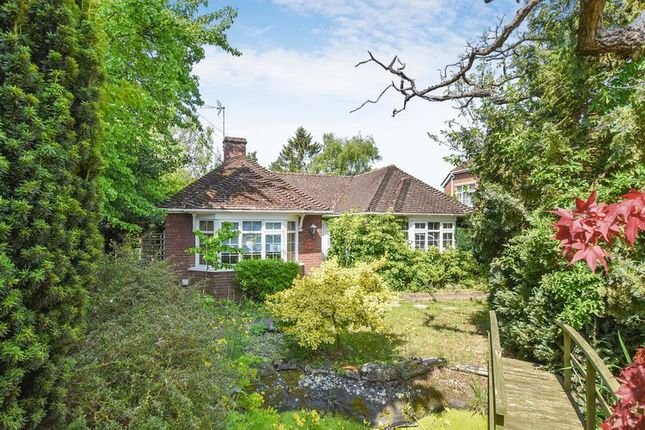 Thumbnail Detached bungalow for sale in Banbury Road, Bicester