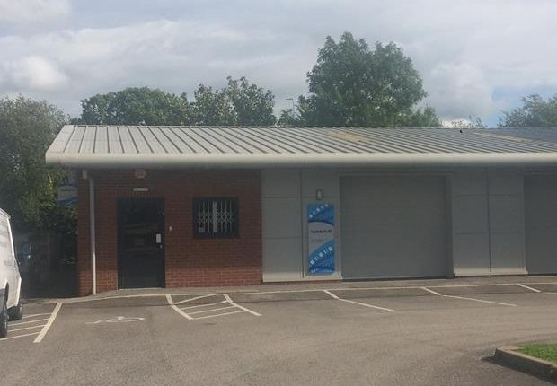 Thumbnail Light industrial to let in & 44B, Capital Court, St Asaph Business Park, St Asaph, Denbighshire