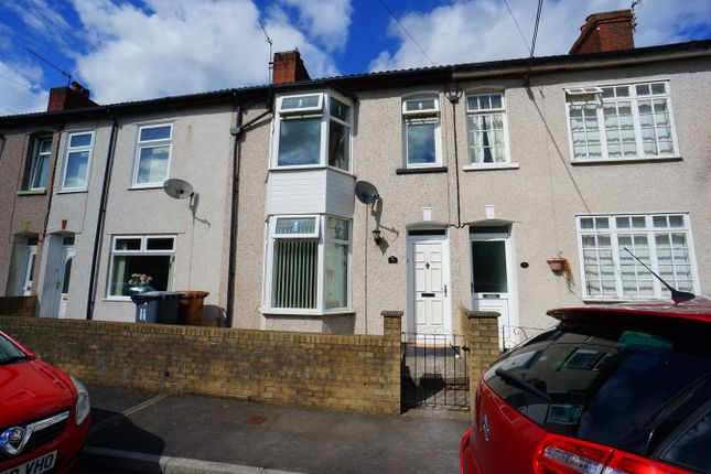 Thumbnail Terraced house for sale in Medart Street, Cross Keys, Newport