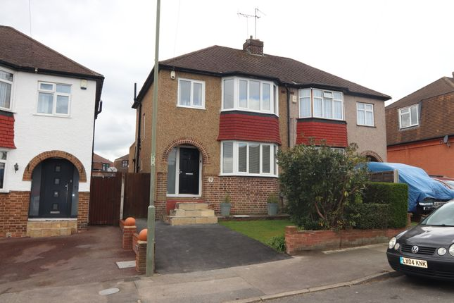 Thumbnail Semi-detached house for sale in Trentham Drive, Orpington