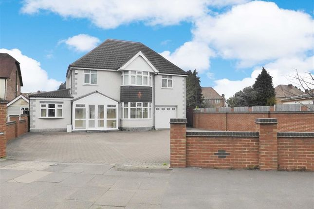Thumbnail Detached house for sale in Coleshill Road, Hodge Hill, Birmingham