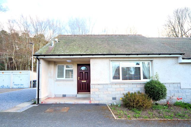 Thumbnail Bungalow to rent in 5 Woodside Crescent, Torphins, Banchory