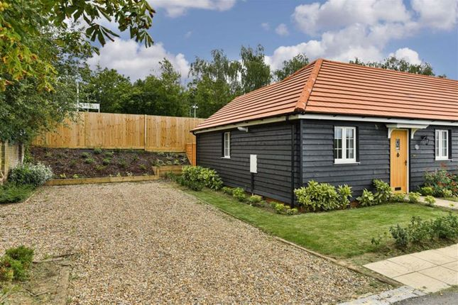 Thumbnail Semi-detached bungalow for sale in Commonside Cottages, Ashtead, Surrey