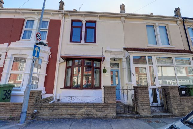 Front of Lynton Grove, Portsmouth PO3