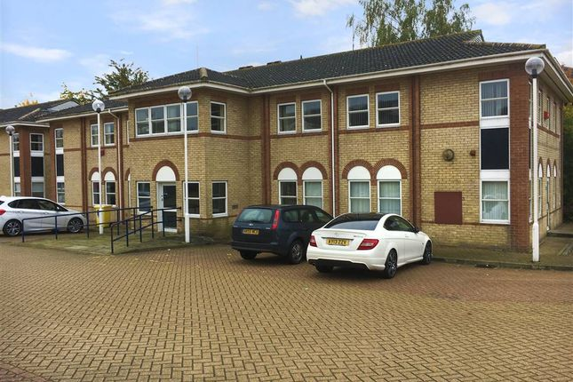 Thumbnail Office for sale in Unit A, Sovereign Court, Ermine Business Park, Huntingdon, Cambs