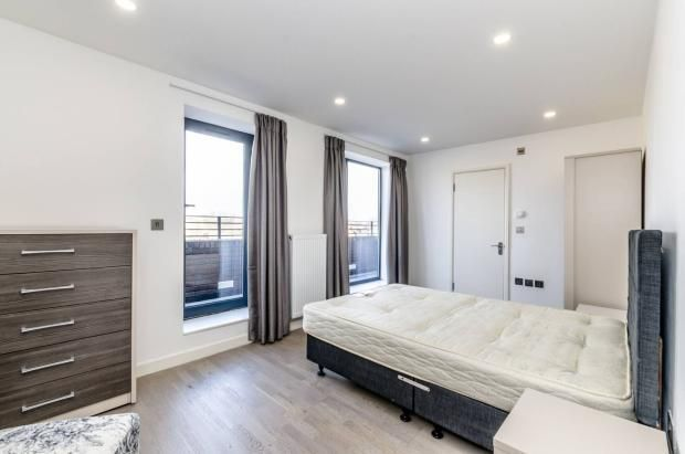 Thumbnail Flat to rent in Supreme Point, Butchers Road