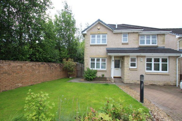 Thumbnail Detached house to rent in Ferry Court, Stirling