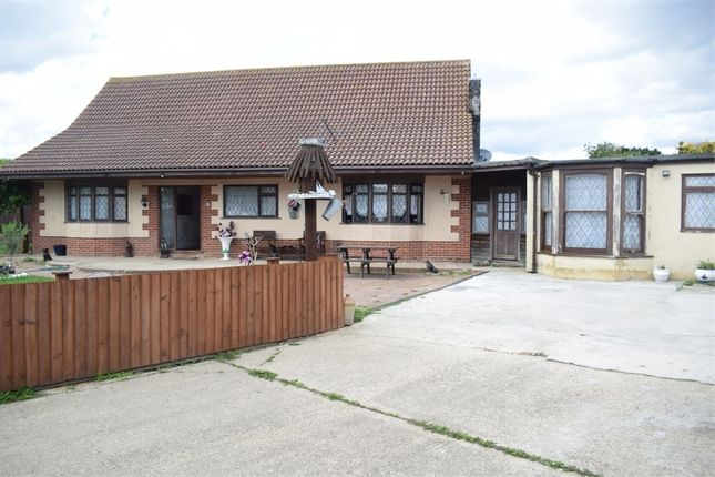 Thumbnail Detached bungalow for sale in Coppins Road, Clacton-On-Sea, Essex