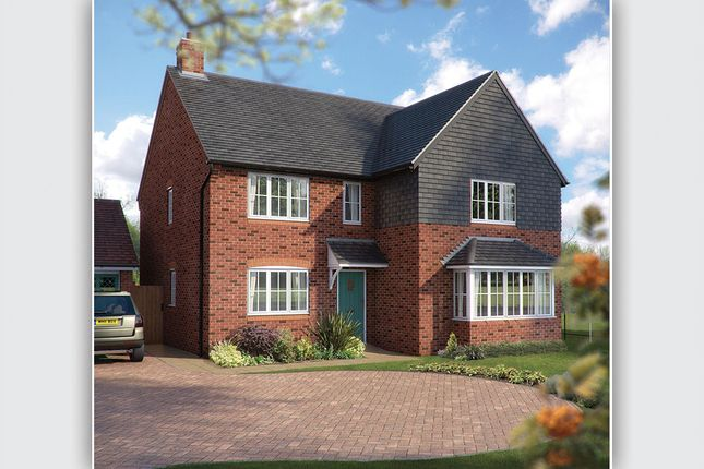 "Thumbnail Detached house for sale in ""The Arundel"" at Wall Hill, Congleton"