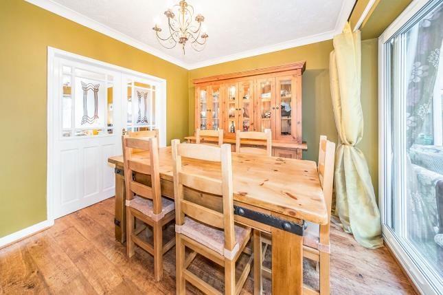 Dining Room of Copperwood, Norton, Runcorn, Cheshire WA7