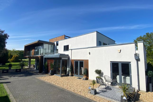 Thumbnail Detached house for sale in Copse Lane, Northney, Hayling Island, Hampshire