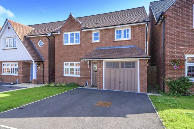 Thumbnail Detached house for sale in Miller Meadow, Leegomery, Telford, Shropshire