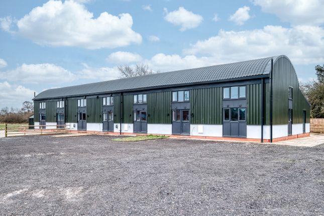 Thumbnail Barn conversion for sale in Plot 4 Lea End Farm Barns, Ash Lane, Hopwood