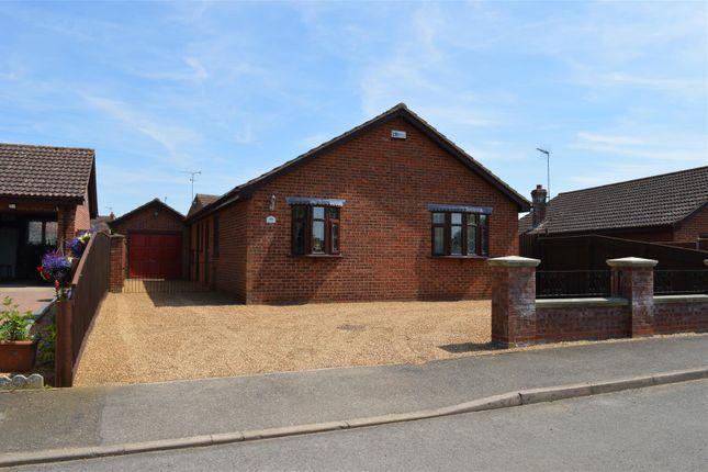 Detached bungalow for sale in Wanton Lane, Terrington St. Clement, King's Lynn