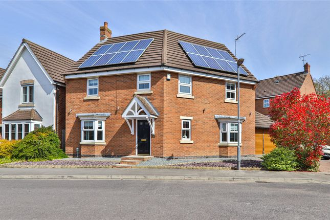 4 bed detached house for sale in Hornscroft Park, Hull, East Yorkshire HU7