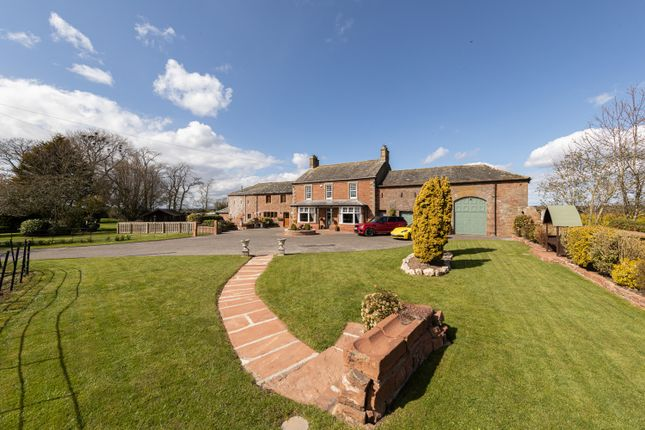 Thumbnail Country house for sale in Dockrayrigg House, Oulton, Wigton, Cumbria