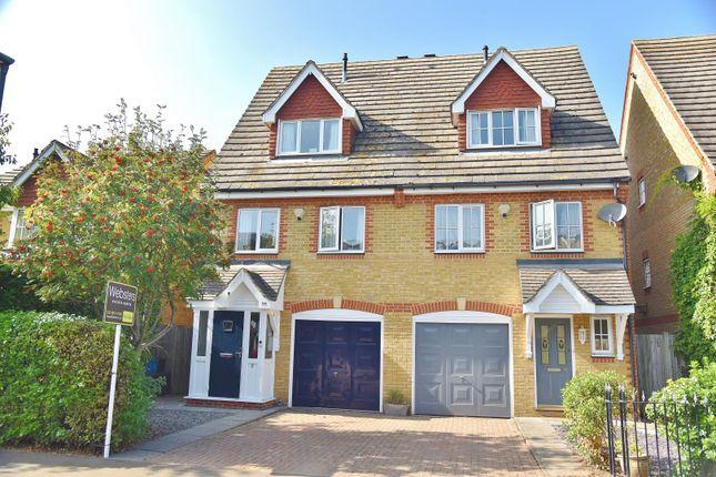 Thumbnail Semi-detached house for sale in Bushy Park Road, Teddington
