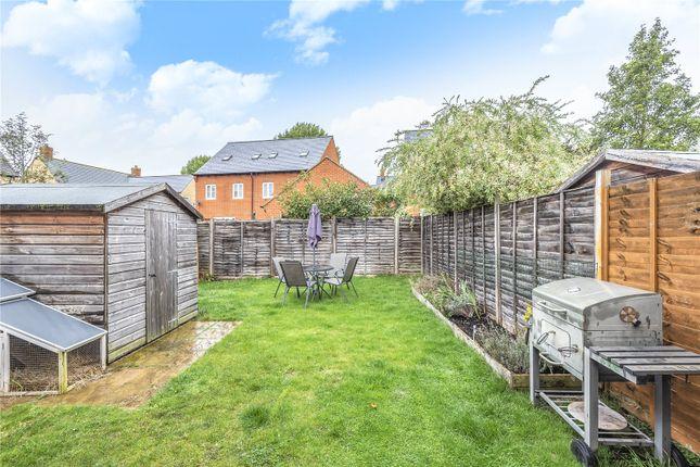 Garden of Hazeldene Close, Eynsham, Witney OX29