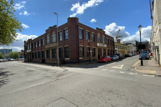 Thumbnail Leisure/hospitality to let in The Engine Room, Great Hampton Row, Birmingham