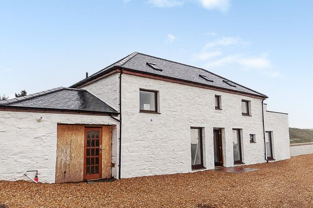 Thumbnail Barn conversion for sale in Milland, Newton Stewart, Wigtownshire