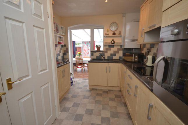 Thumbnail Semi-detached bungalow for sale in Croft Close, Starston, Harleston