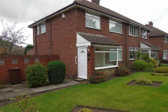 Thumbnail Semi-detached house to rent in Altway, Old Roan, Liverpool