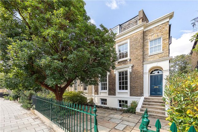 Thumbnail Semi-detached house for sale in Stockwell Park Crescent, Stockwell, London
