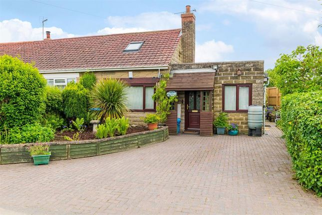 Thumbnail Semi-detached house for sale in Hutton Sessay, Thirsk