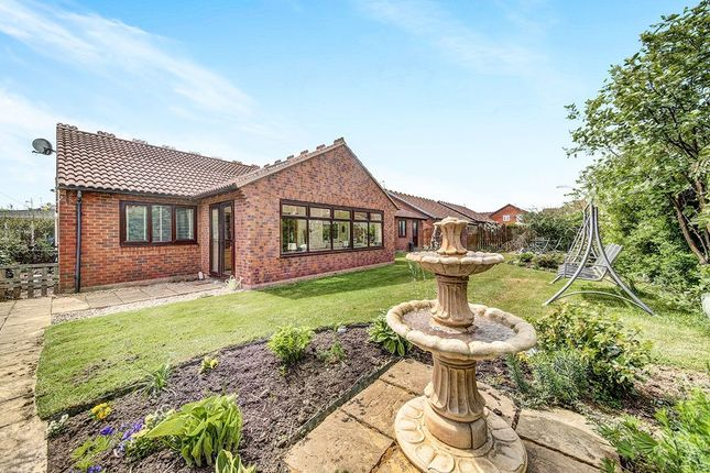 Thumbnail Bungalow for sale in Lydbury Close, Cramlington