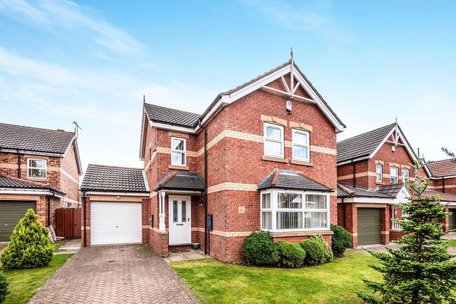 Thumbnail Detached house to rent in Cadman Road, Bridlington