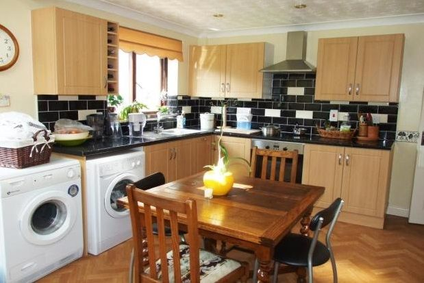 Thumbnail Detached house to rent in Hawthorn Walk, Beck Row, Bury St. Edmunds