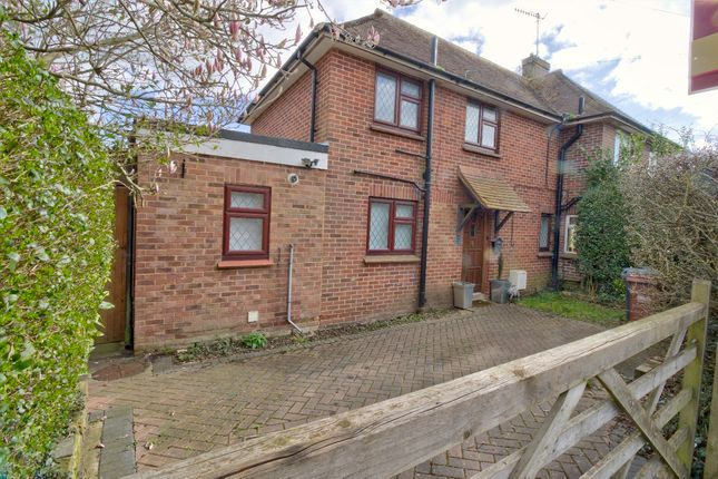 Thumbnail Semi-detached house for sale in Castlefields, Hartfield