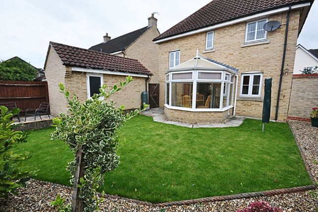Thumbnail Detached house for sale in Field Acre Way, Long Stratton, Norwich