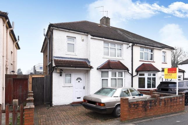 Thumbnail Semi-detached house for sale in Red Lion Road, Surbiton