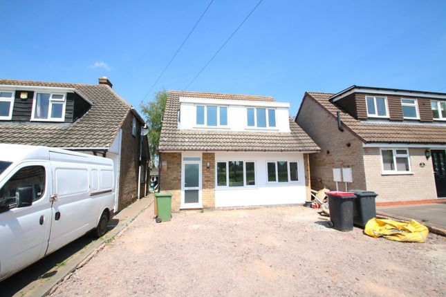Thumbnail Flat to rent in Knowle Hill, Hurley, Atherstone