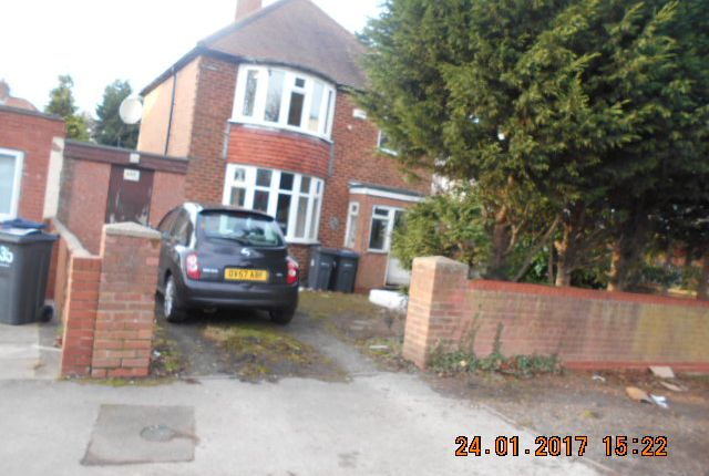 Thumbnail Detached house for sale in Foxhollies Road, Acocks Green